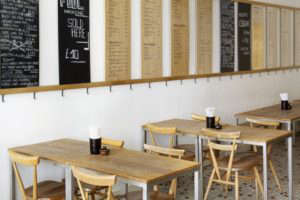 Koya Japanese Udon Noodle Bar in Soho, London | Remodelista