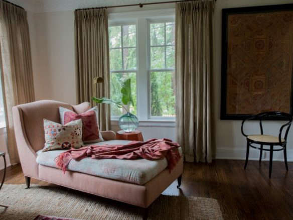 pattern language: a textiles enthusiast at home in ann arbor 11