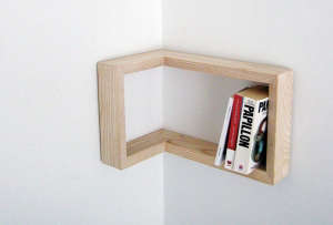 Kulma shelf Martina Carpelan | Remodelista