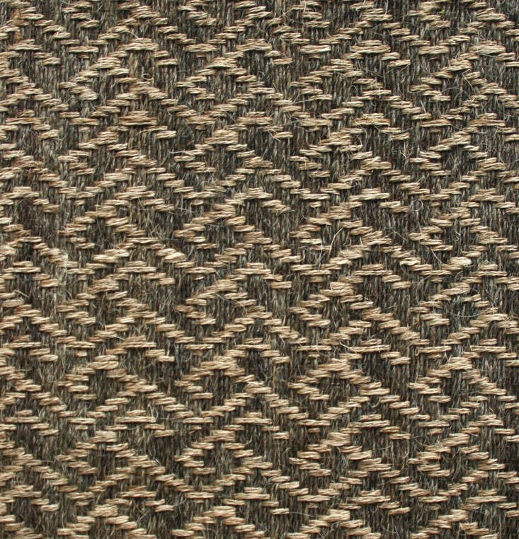 L'Aviva-Home-Crin-Rug-Collection-Precolombian-pattern-Remodelista