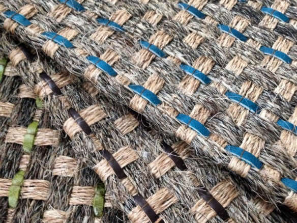 a sisal alternative: soulful rugs from colombia 11