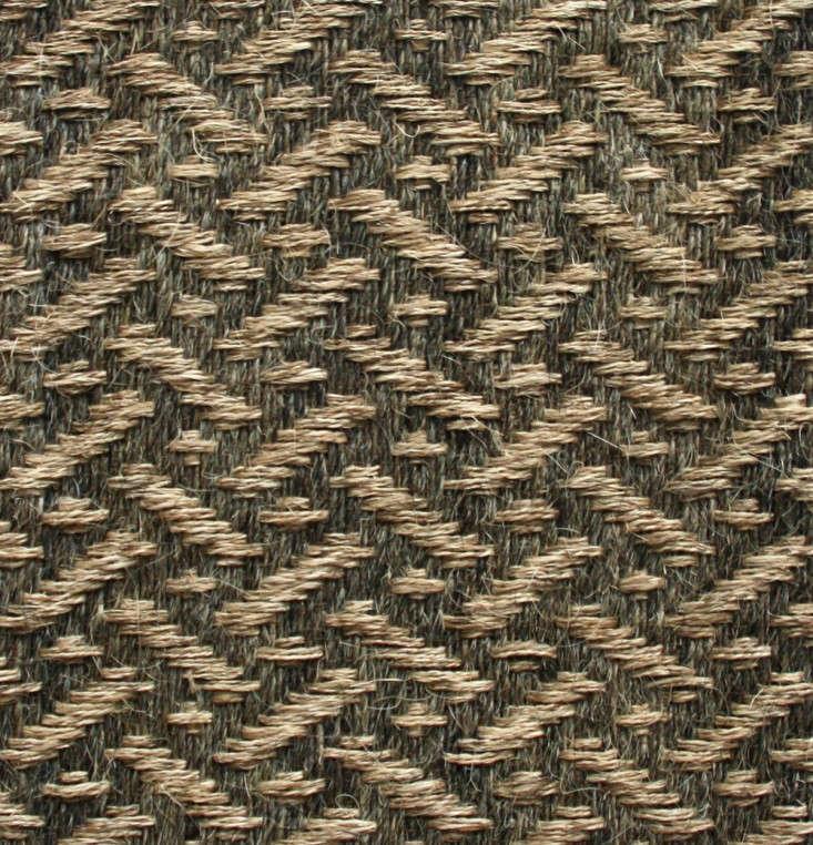 L'aviva-Home-Crin-Rug-Collection-Festival-pattern-Remodelista