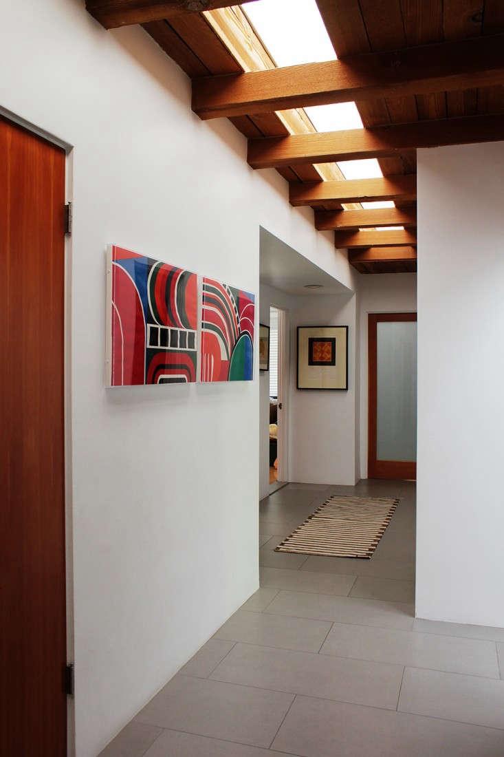 LA-home-Nickey-Kehoe-hallway-Remodelista