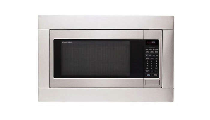 Countertop Microwave Oven With Trim Kit : LG-Studio-Series-Countertop-Microwave-with-Trim-kit