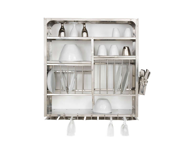 Countertop Dishwasher Buy Online India : High/Low: The Indian Stainless Steel Dish Rack: Remodelista
