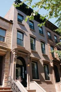 Designer Lena Corwin's Home in Brooklyn, NY | Remodelista