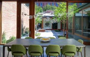 Lindsey Adelman, 11 Globe Bubble Branching Pendant, Vinci Hamp Architect | Remodelista