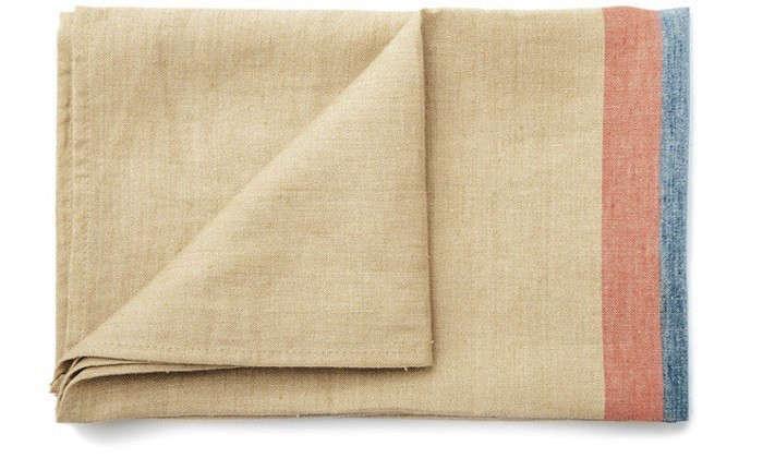 Linen-Teatowel-Red-Flax-Remodelista