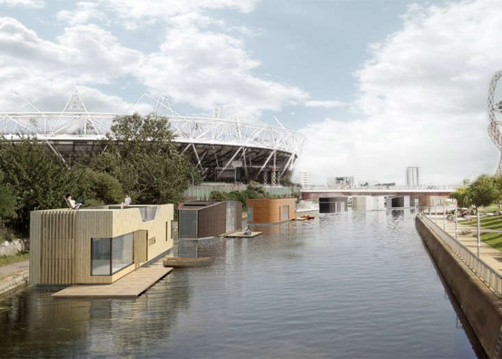 Top 5 In Design News Architecture Prizes Awarded Designers Propose Floating Homes And Dutch
