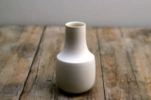 Beam & Ancor Long Neck Vase by Lilith Rockett | Remodelista