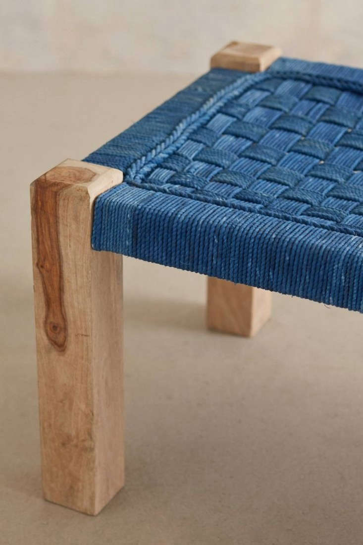 Lost-and-Found-Anthropologie-woven-bench-Remodelista.jpg