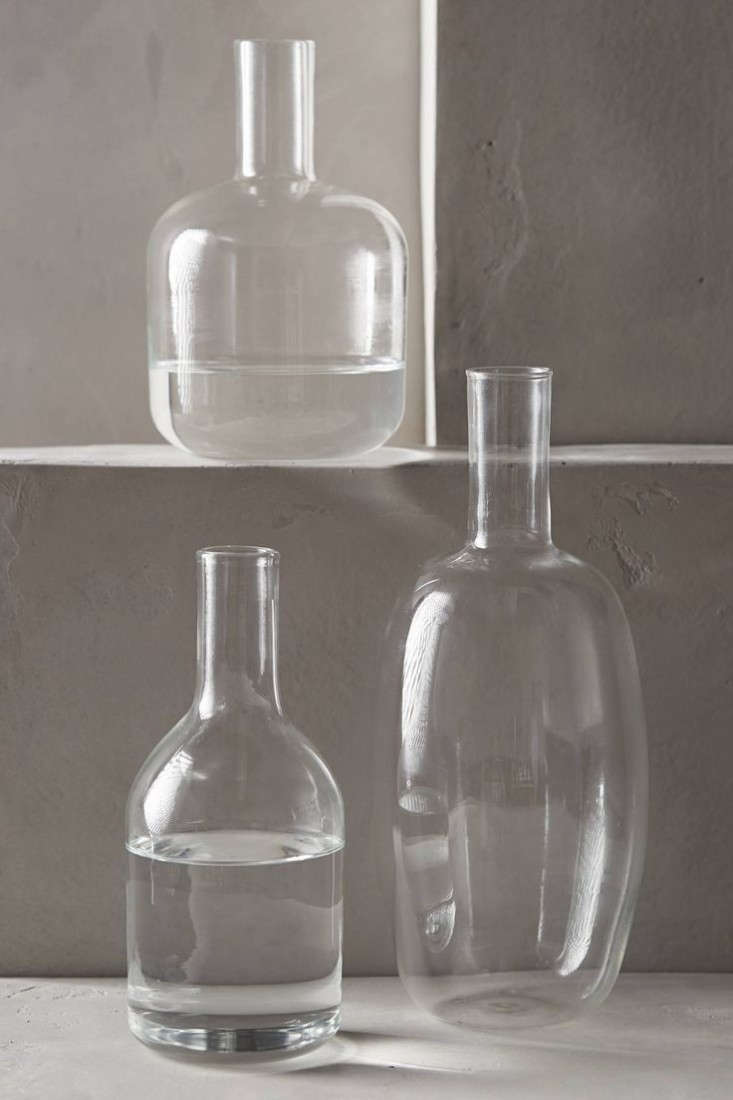 Lost-and-Found-for-Anthropologie-glass-bottle-Remodelista