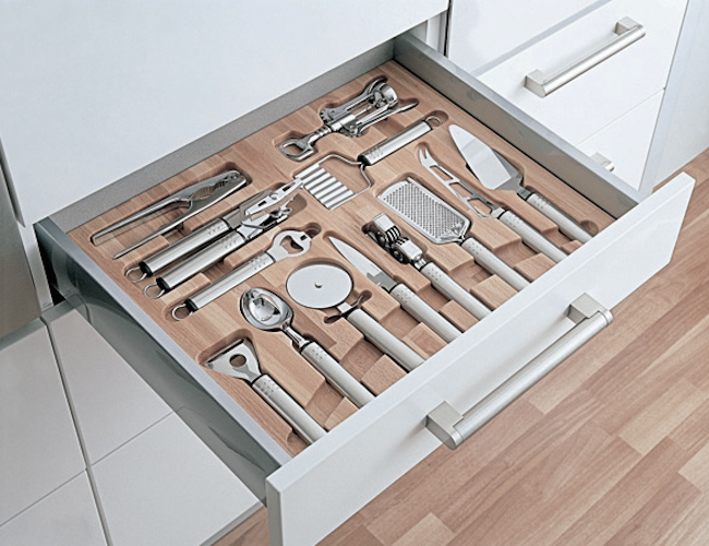 a drawer insert from lubina in the uk. 16
