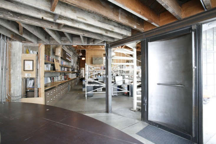 Lundberg-design-office-entry-Art-Gray-Remodelista