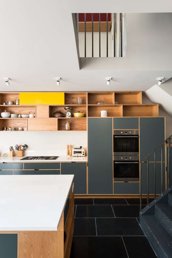 Kitchen Ideas London kitchen of the week: a boundary-breaking london remodel - remodelista
