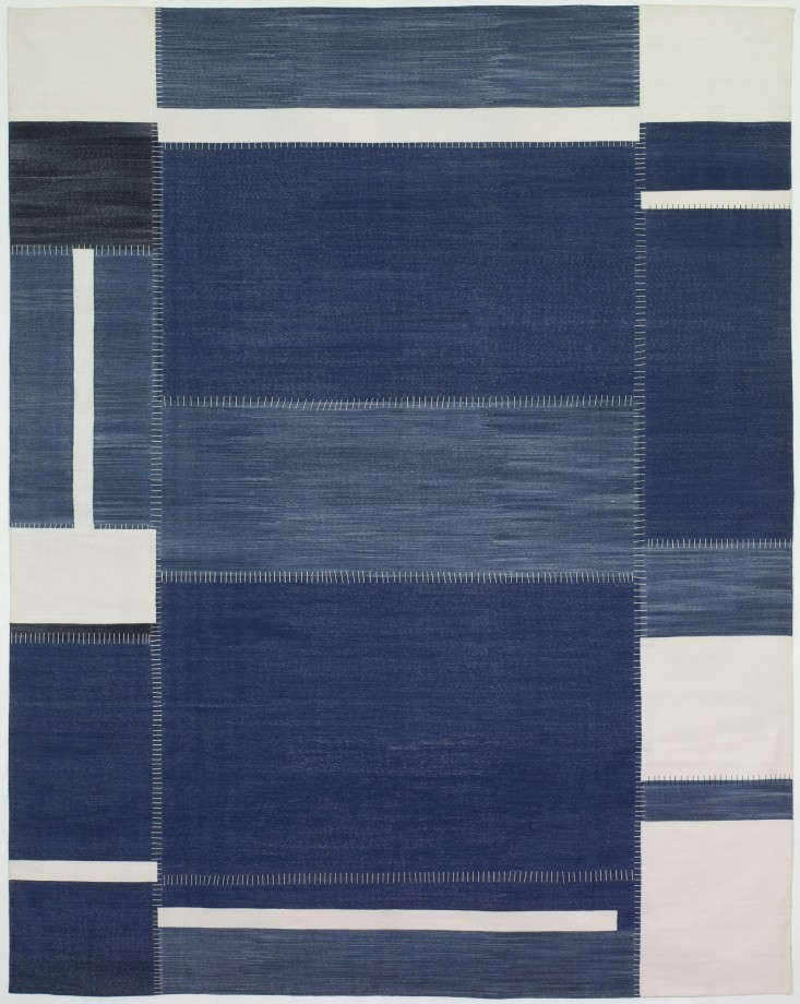 Madeline-Weinrib-Ocean-Denim-carpet-Remodelista