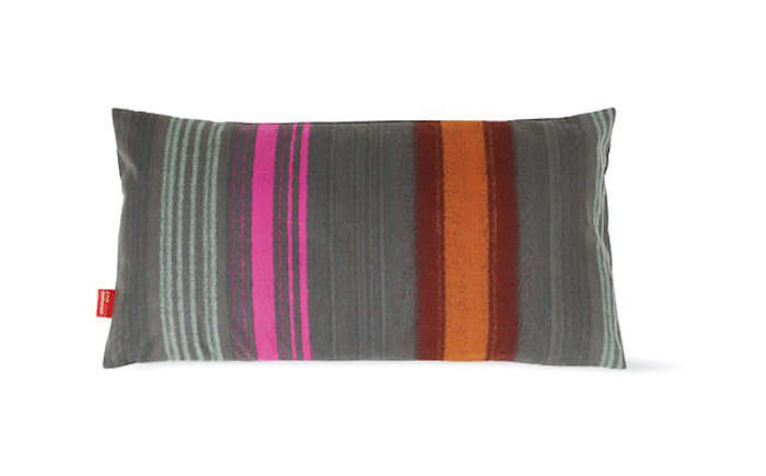Maharam DWR Pillow in Painted Stripe