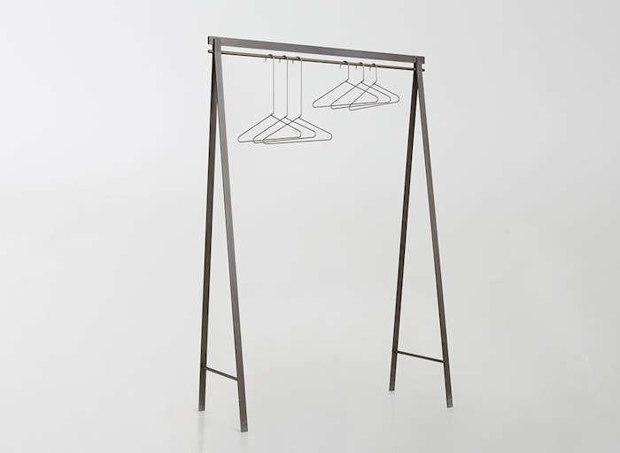 10 Easy Pieces Metal Clothing Racks Remodelista