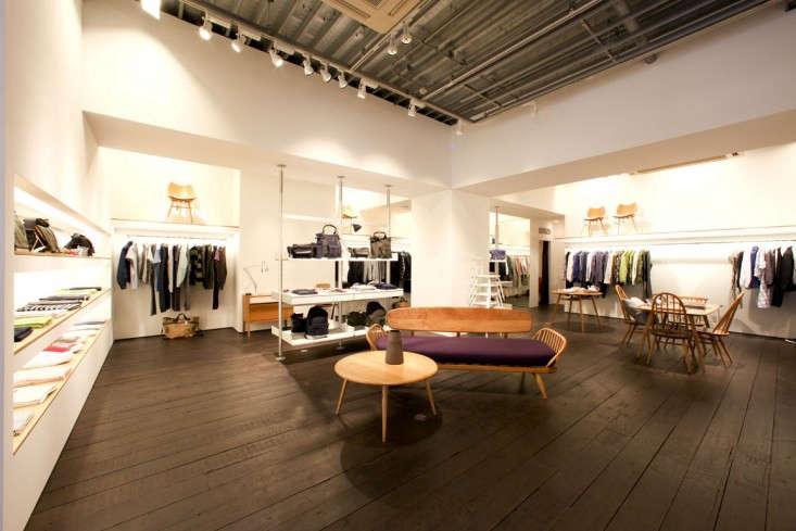 Margaret-Howell-Tokyo-store-interior