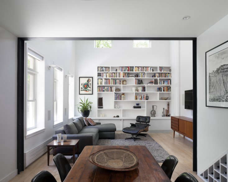 Best professionally designed living dining space massim for Living room 101 atlantic ave boston
