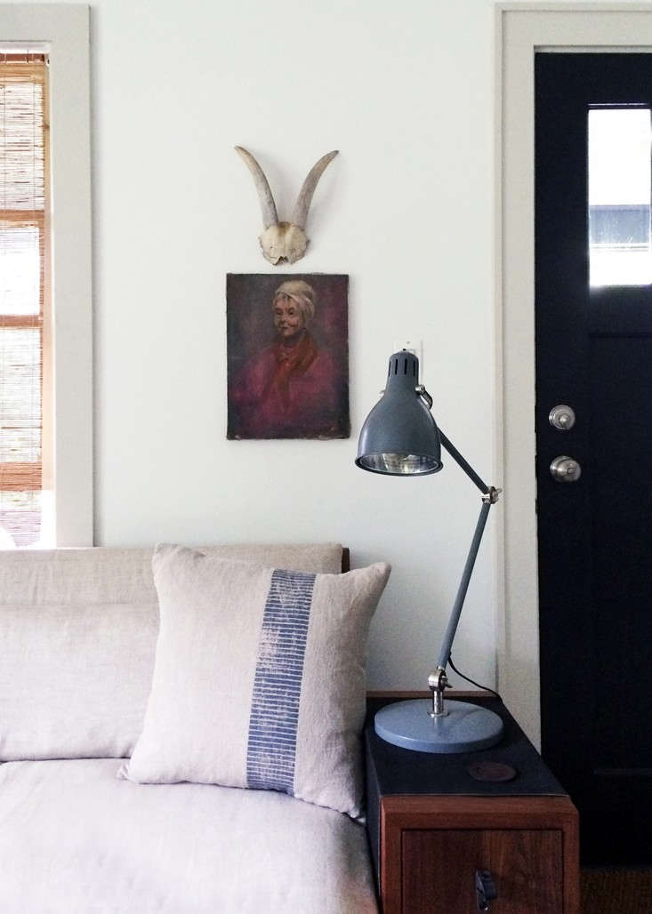 Materia-Designs-Remodel-Ulster-County-Gray-Barcode-Cushion-Remodelista