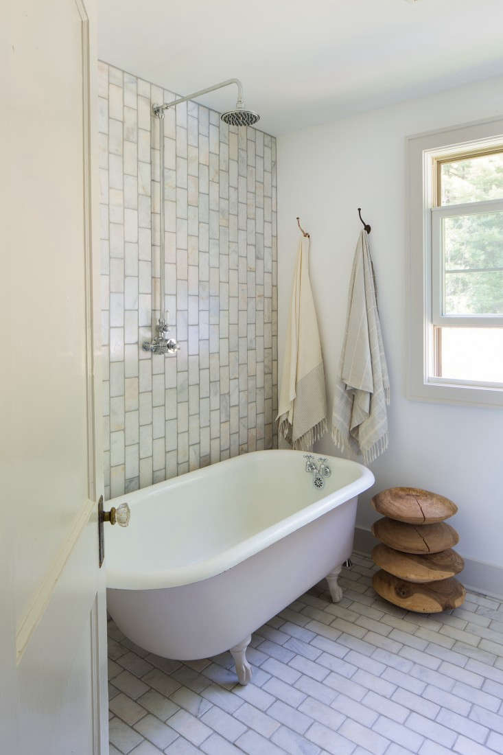 American gothic a hudson valley home reborn remodelista for Small baths 1100