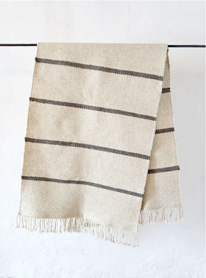 Maxchic-flat-weave-wool-rug-in-rayas-Remodelista