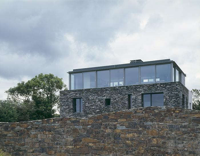 a modern family home in cornwall history included