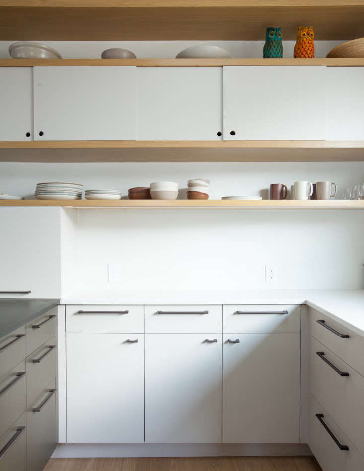 Remodeling 101 Cutout Cabinet Pulls Remodelista