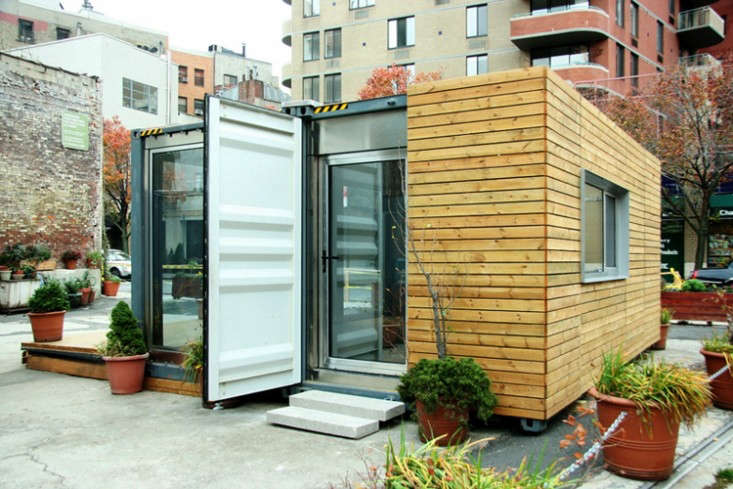 10 houses made from shipping containers remodelista - Meka container homes ...
