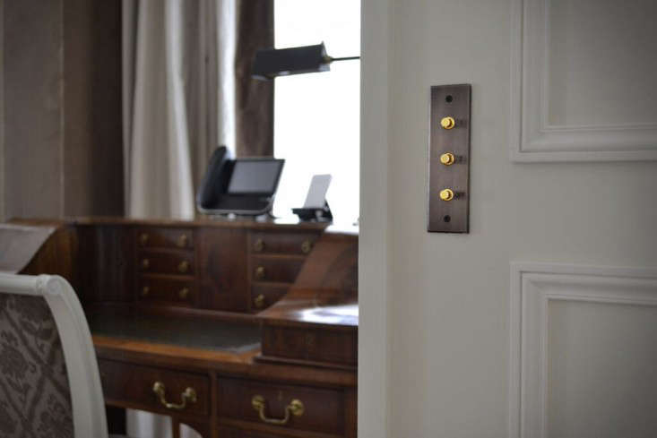 Beautiful Basics The Brass Light Switch And More By Meljac Remodelista