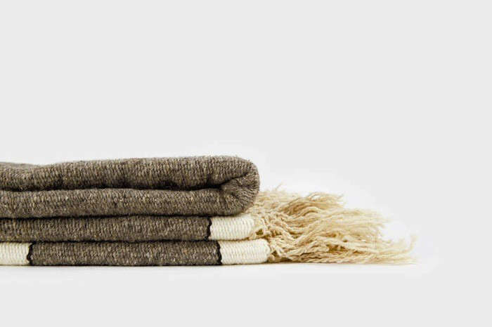 Mexchic-wool-blanket-hand-loomed-charcoal-Remodelista