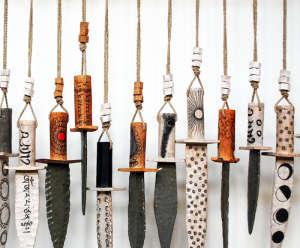 Michelle Quan Ceramic Knives | Remodelista