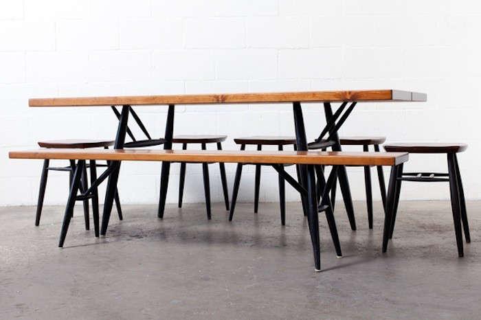 Midcentury-Picnic-Table