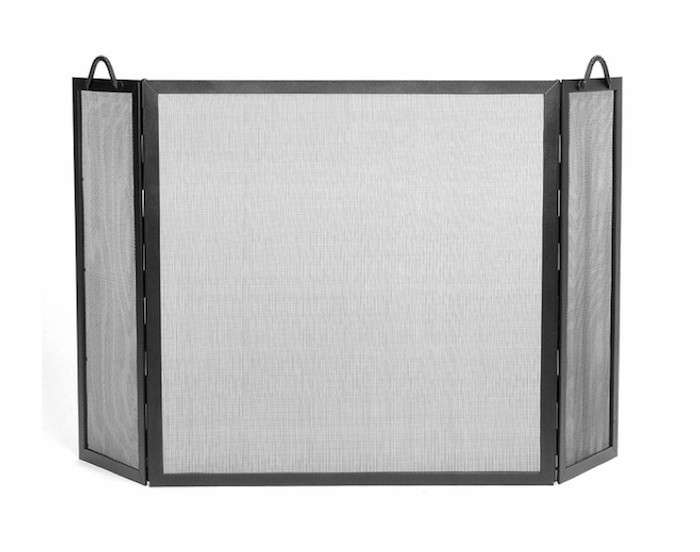 Minuteman-simple-folding-fireplace-screen