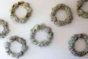 Russian River Flower School Wreaths