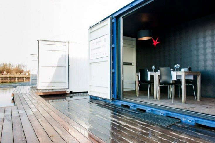 10 houses made from shipping containers remodelista - Mobile shipping container homes ...