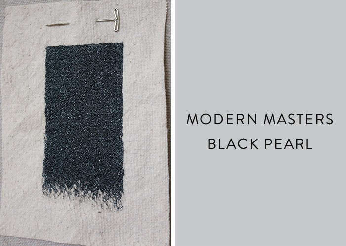 Modern-masters-metallic-paint-in-Black-Pearl-Remodelista
