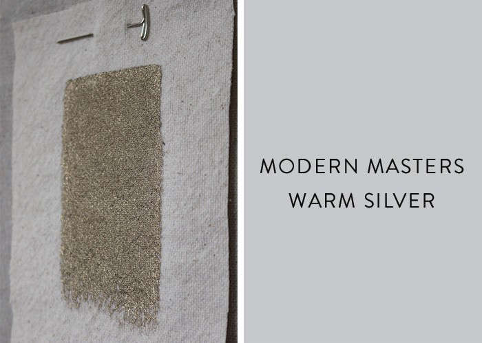 Modern-masters-metallic-paint-in-Warm-Silver-Remodelista