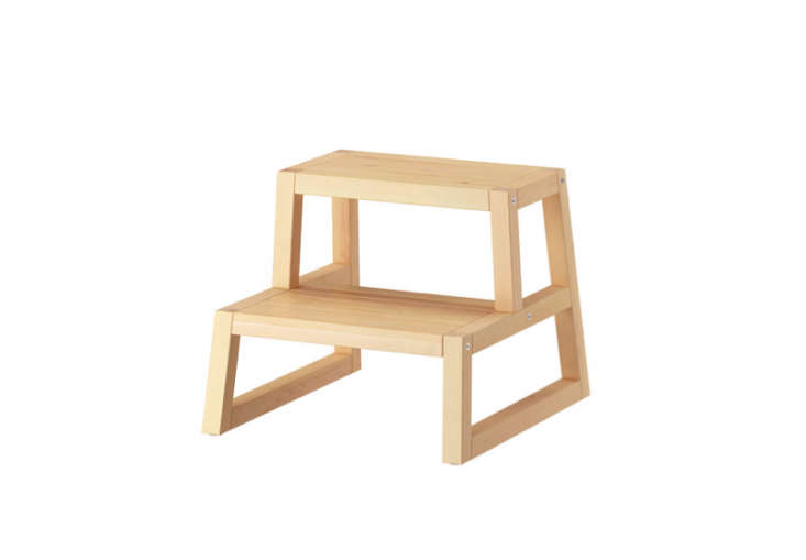Molger-Step-Stool-Birch-Ikea-Remodelista