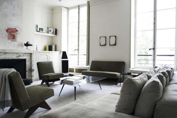 Monochrome-Home-Hilary-Robertson-Dirand-Living-Room-Remodelista