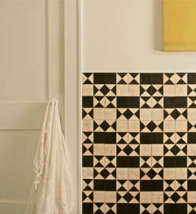Moonish Co wood wall tiles | Remodelista