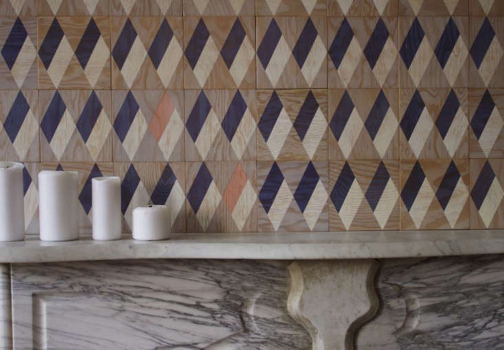 DIY Walls: Tiles for Commitment Phobes - Remodelista
