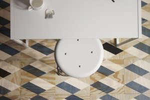 Moonish Co wood flooring | Remodelista