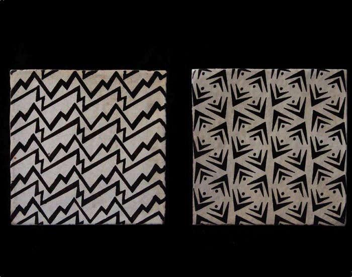 Neisha-Crosland-Painted-Tiles-Black-and-White