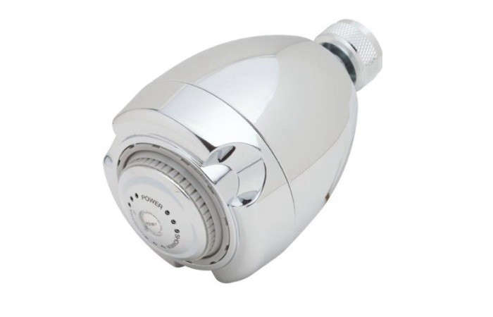 above to make the biggest dent in water flow with the smallest impact on your wallet consider 15 gpm massage chrome showerhead 722 at amazon
