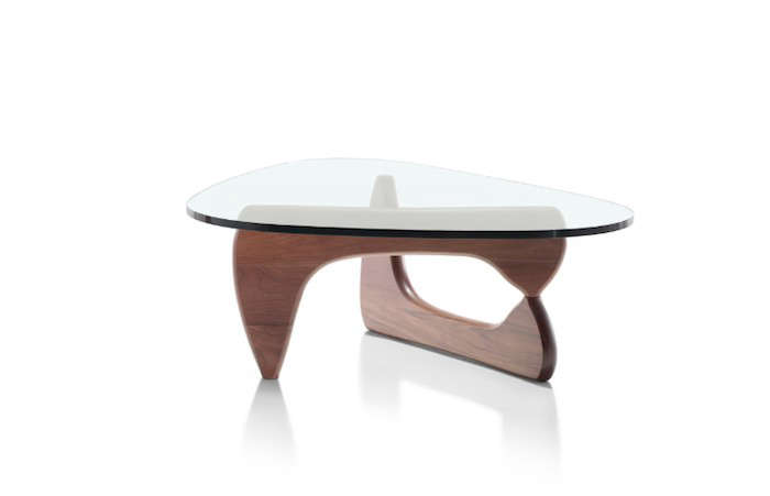 Noguchi-Glass-Table-Sculpture