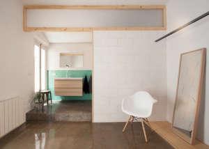 Nook Architects Barcelona Bathroom Remodelista
