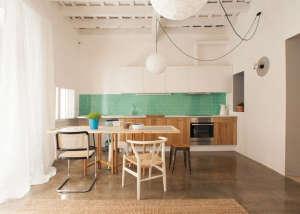 Nook Architects Barcelona Kitchen Remodelista