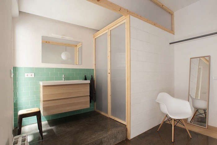 Design Sleuth  Ikea Vanity Installed By Nook Architects  Remodelista. Ikea Godmorgon Bathroom Wall Cabinet   Rukinet com